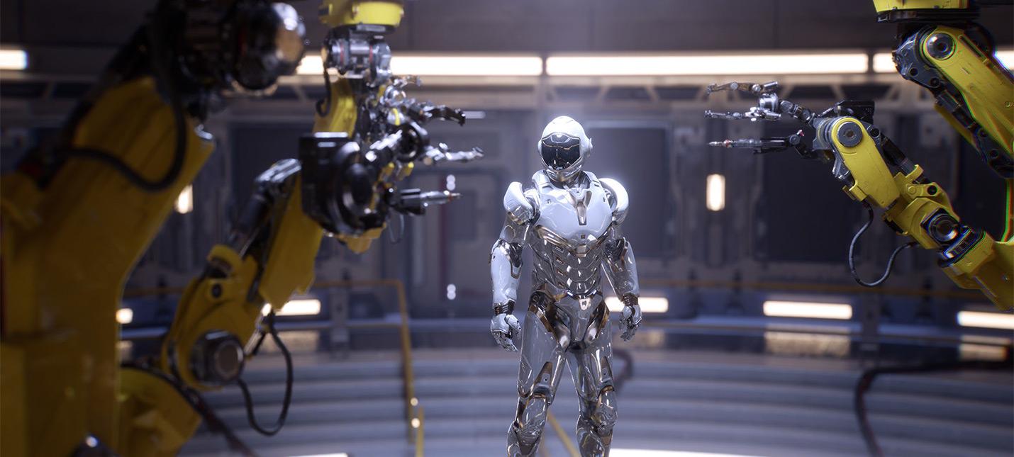 Видеокарта Nvidia Turing способна обрабатывать 8K в реальном времени