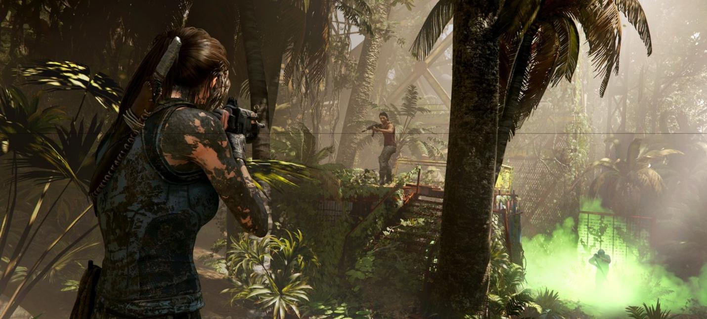 """В Shadow of the Tomb Raider будет """"Новая игра+"""" с тремя путями развития"""