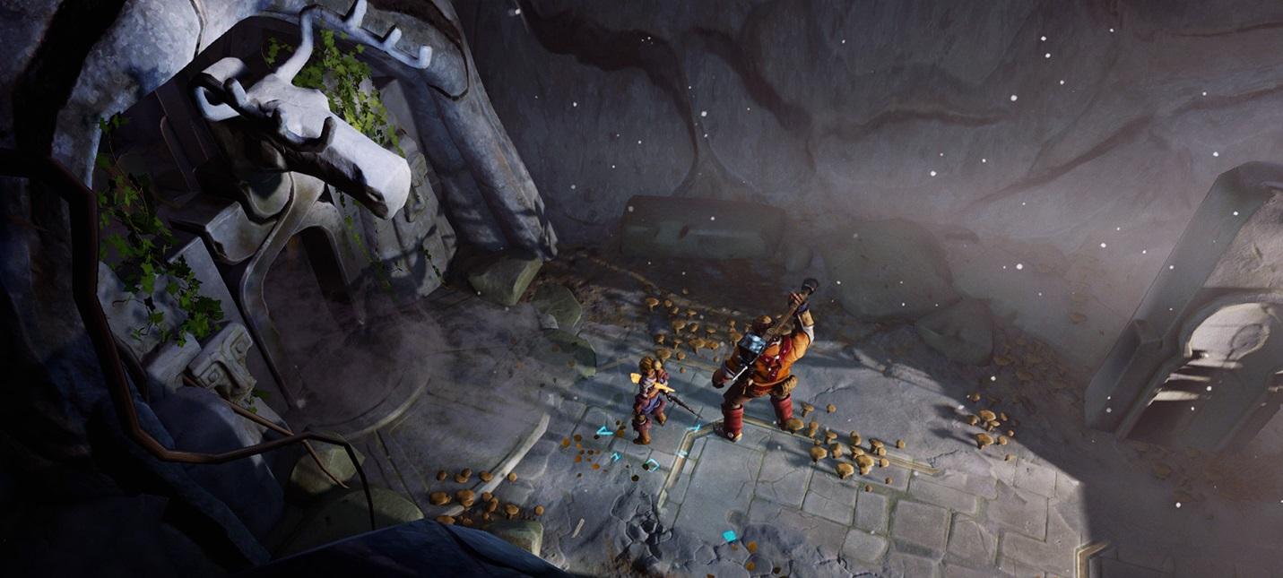 Первый геймплей Iron Danger — изометрической стимпанковой RPG