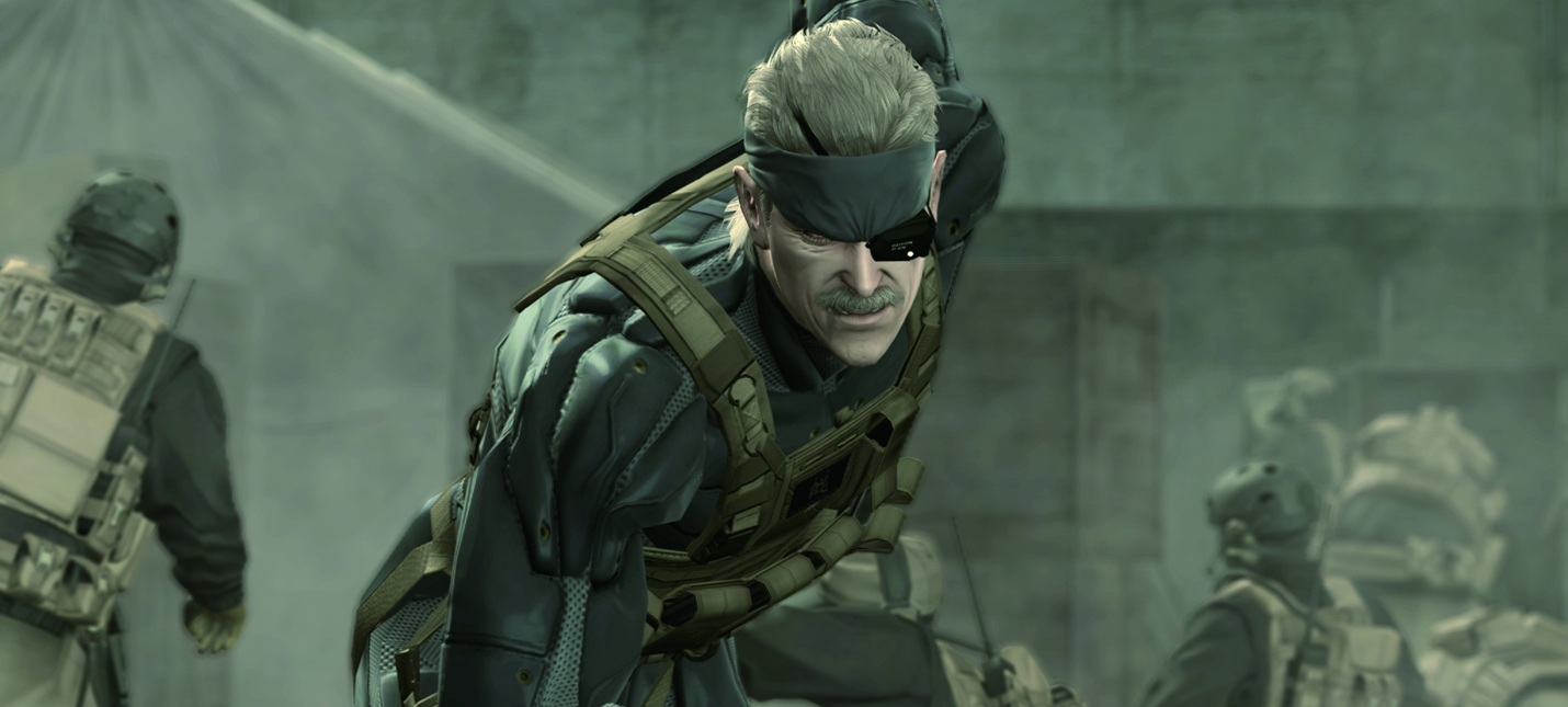 Голос Солида Снейка поздравил фанатов Metal Gear Solid с днем рождения серии