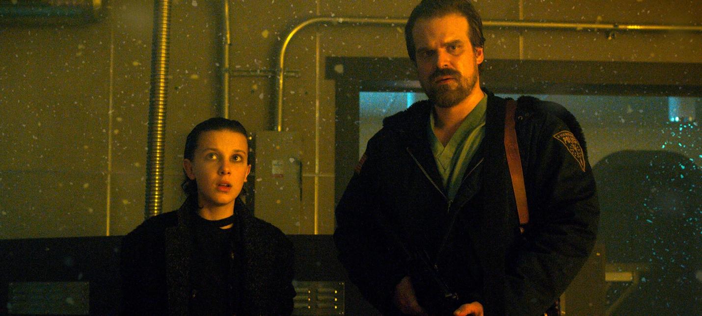 Третий сезон Stranger Things вдохновлен фильмами восьмидесятых