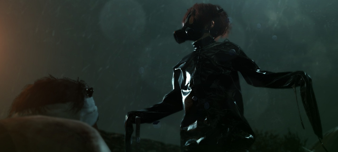 Коллекционная фигурка Психо Мантис из Metal Gear Solid