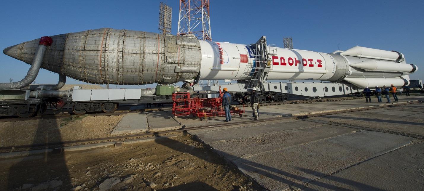 """Россия будет использовать устаревшие ракеты серии """"Протон"""" до 2024 года"""