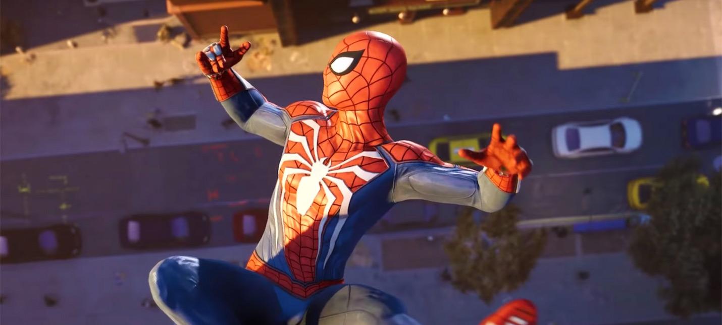 Головокружительные пируэты, схватки и гаджеты в новом трейлере Spider-Man