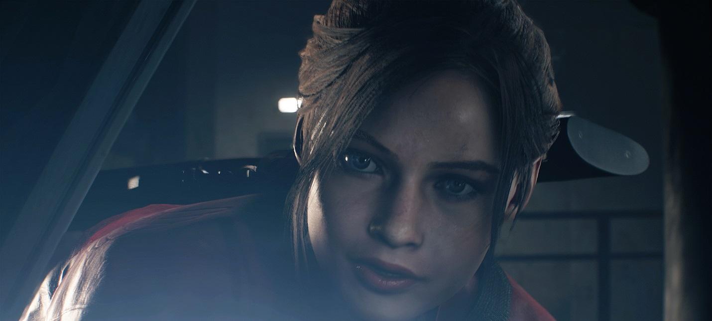 Gamescom 2018: Детали кампании Клэр Редфилд в Resident Evil 2
