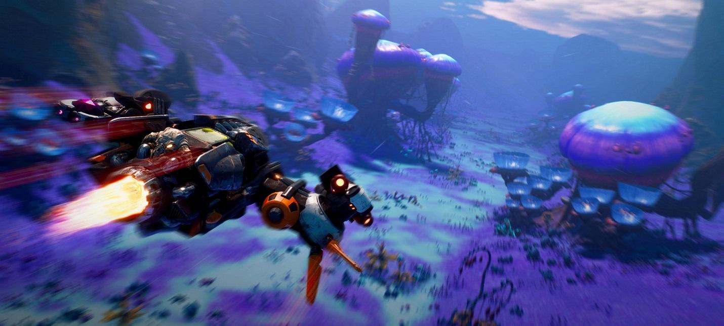 Gamescom 2018: Трейлер космического шутера Starlink: Battle for Atlas