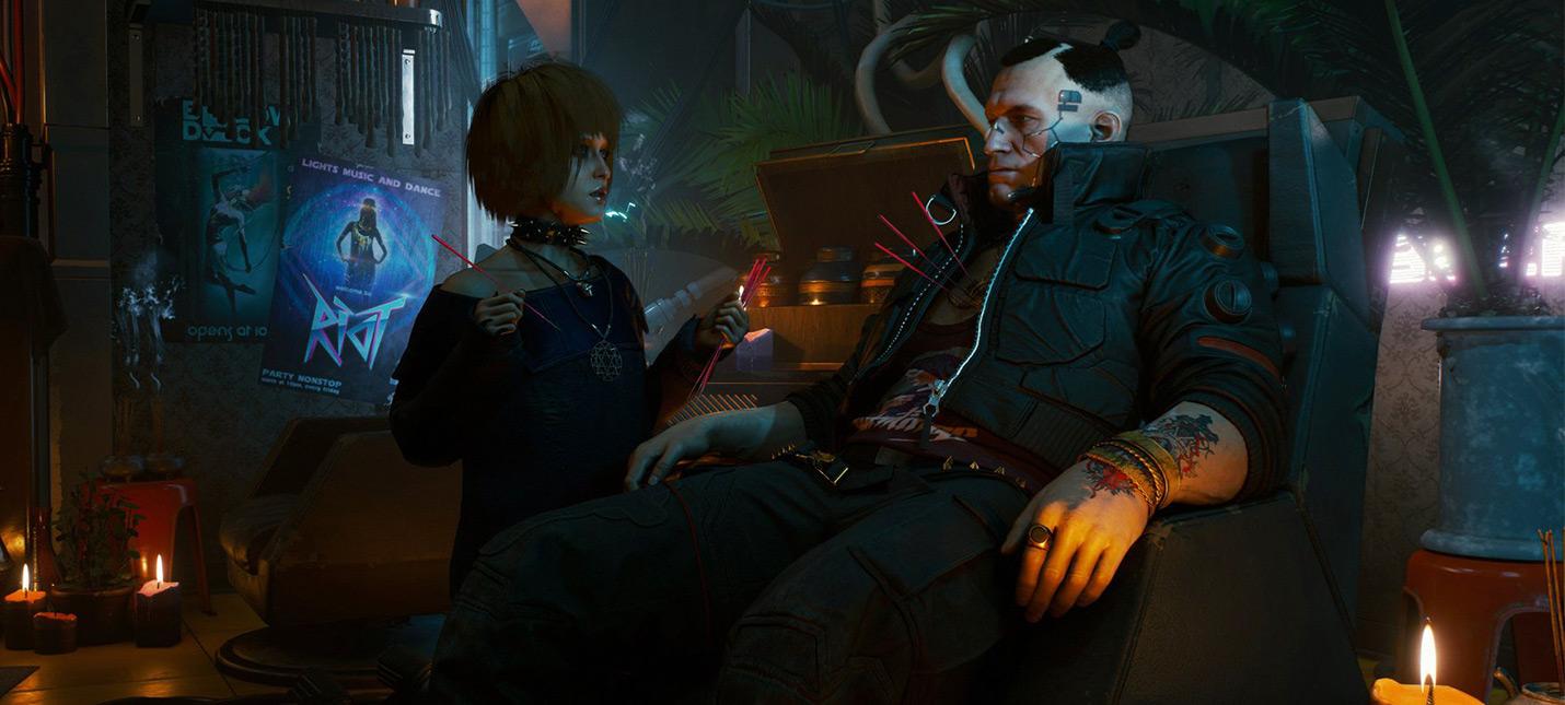 Gamescom 2018: Новые скриншоты Cyberpunk 2077