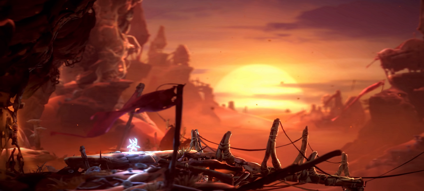 Gamescom 2018: Новый геймплей Ori and the Will of the Wisps