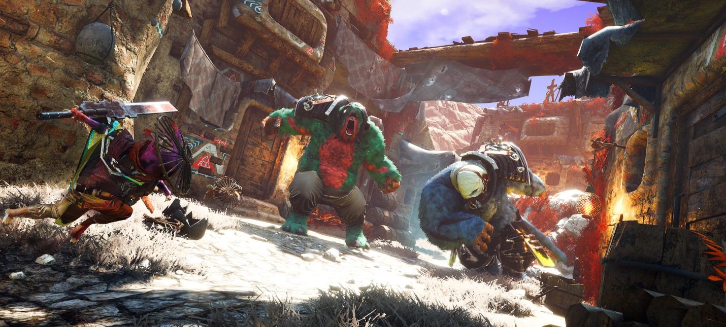 Gamescom 2018: Новый трейлер, геймплей и скриншоты Biomutant