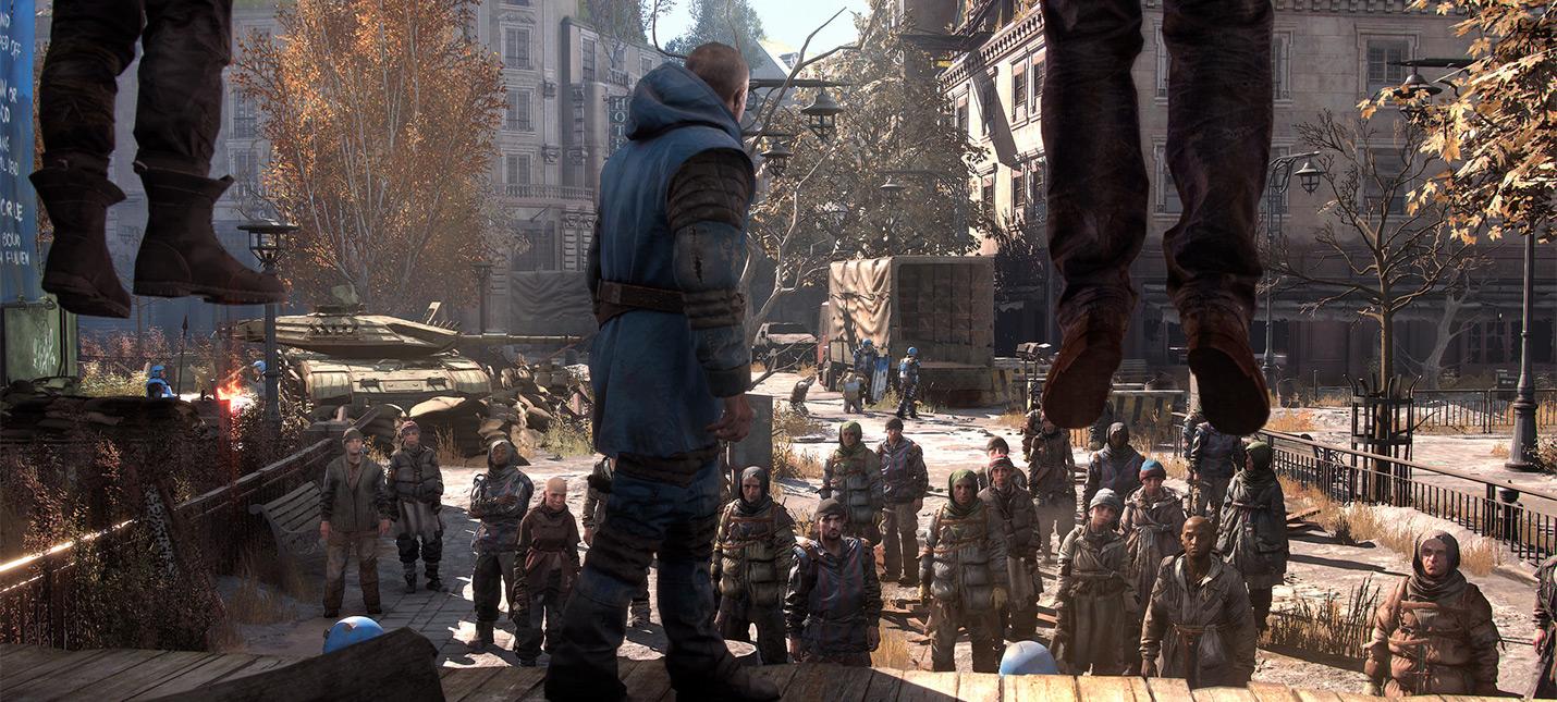 Некоторые фракции будут вносить неожиданные изменения в геймплей Dying Light 2