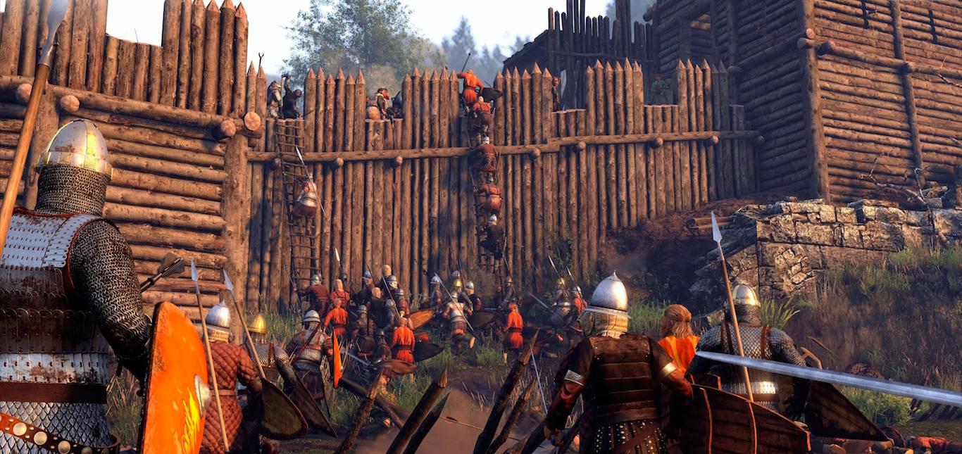 Gamescom 2018: 6 минут геймплея из одиночной кампании Mount & Blade II: Bannerlord