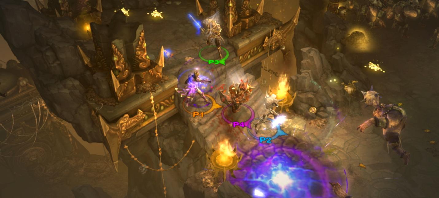 Gamescom 2018: Новый геймплей Diablo III: Eternal Collection