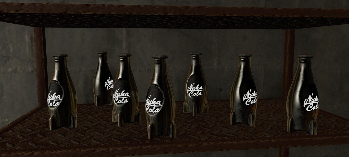 Bethesda выпустит ром Fallout — Nuka Dark Rum
