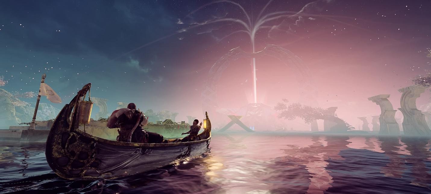 Разработчики God of War рассказали о создании лодочных путешествий