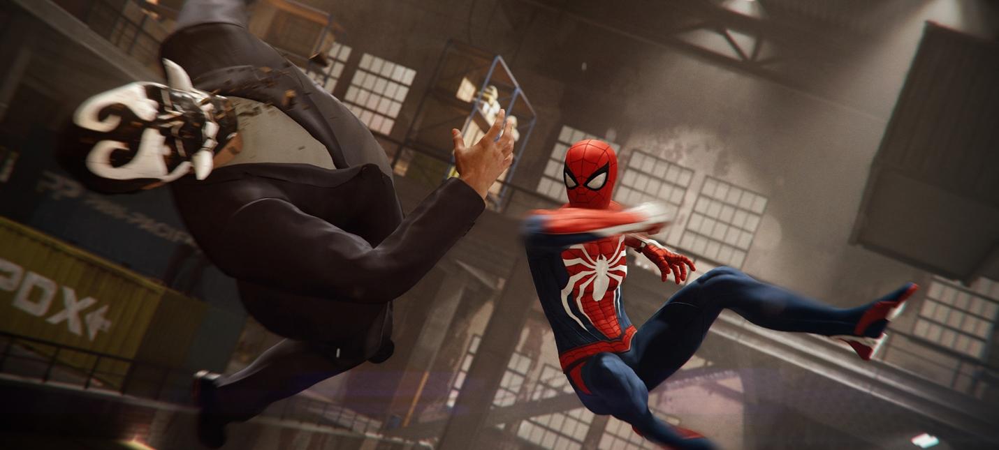Журналисты изучили боевой стиль Питера Паркера в Spider-Man от Insomniac Games