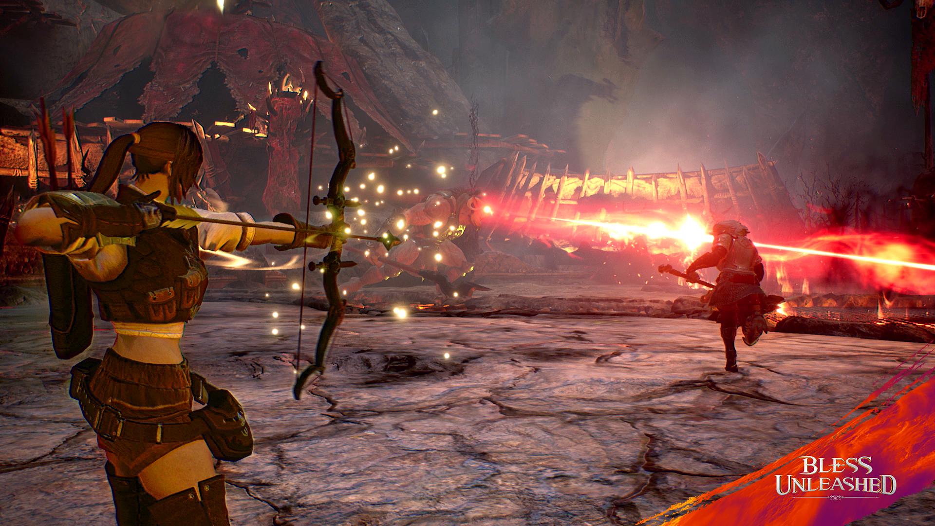 Bandai Namco анонсировала Bless Unleashed — консольную MMO для Xbox One