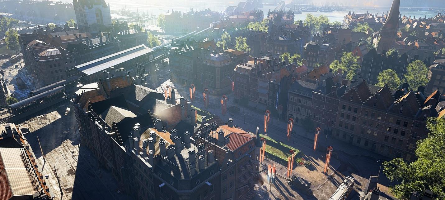 "Gamescom 2018: 6 минут геймплея Battlefield V на карте ""Роттердам"""