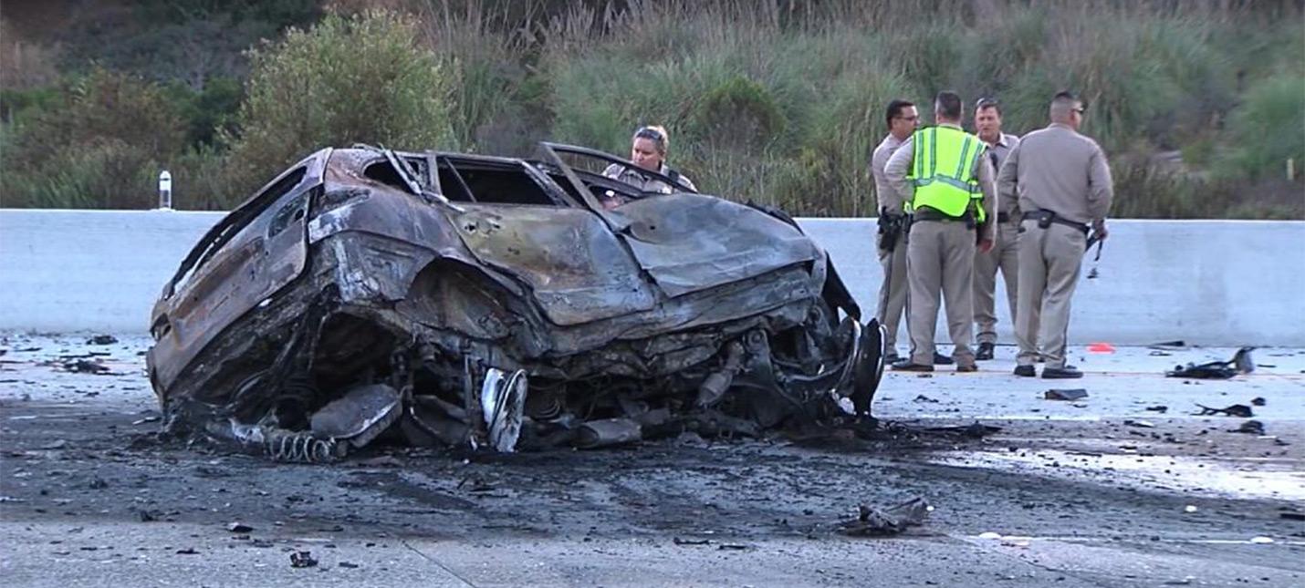 Ютубер устроил смертельную аварию из-за потери скинов CS:GO на 100 тысяч долларов
