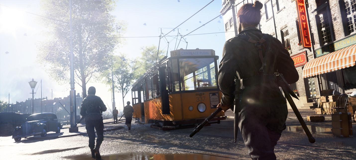 Продюсер Battlefield V: Трассировка лучей станет стандартом для консолей
