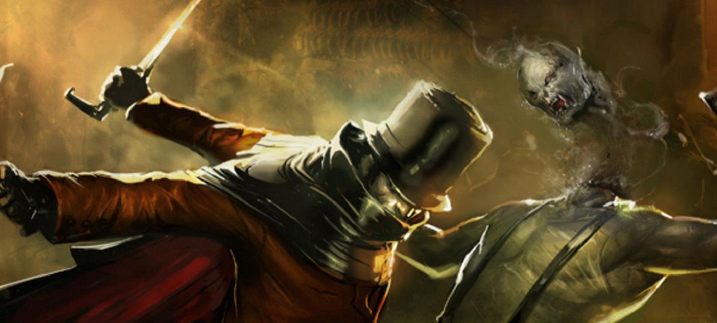 Разработчики Dead Space занимались игрой про Джека-потрошителя