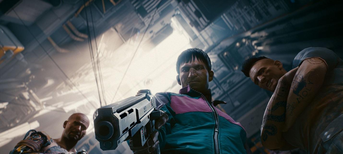 CD Projekt RED занималась оптимизацией Cyberpunk 2077 с самого начала