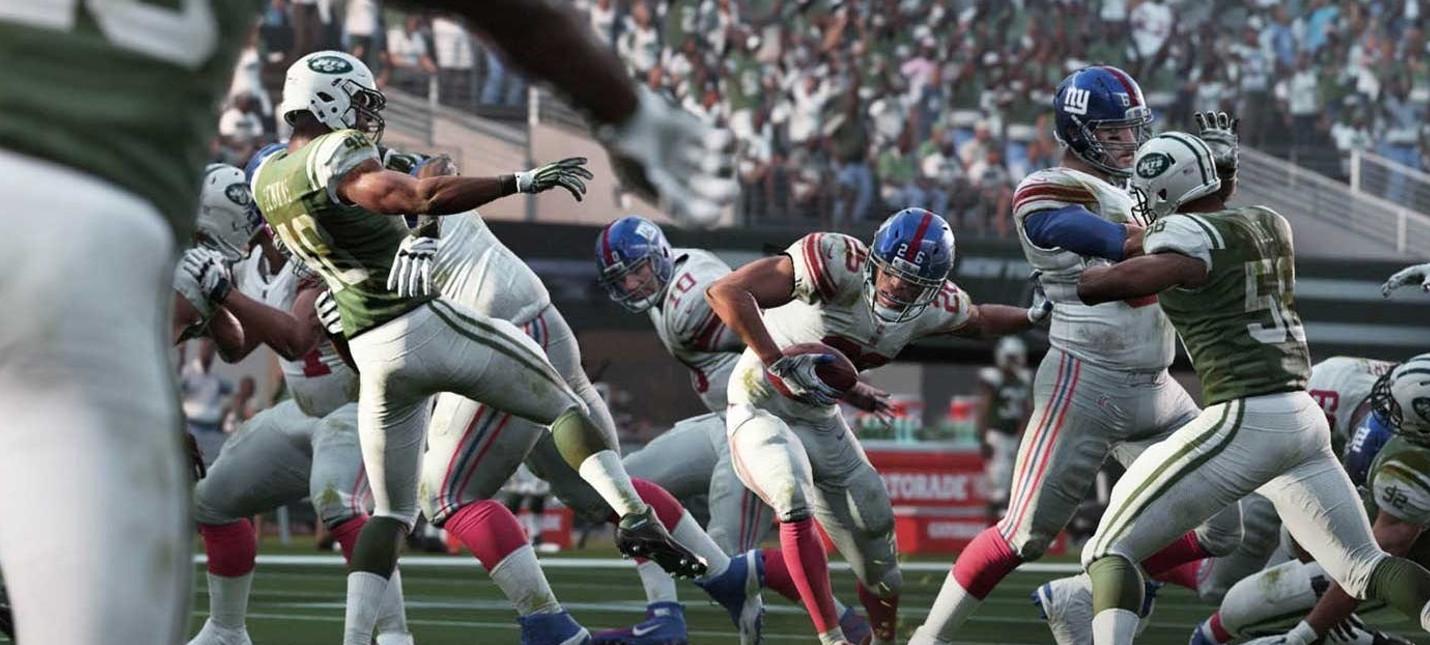 EA отменила квалификационные ивенты своего мейджора по Madden NFL 19