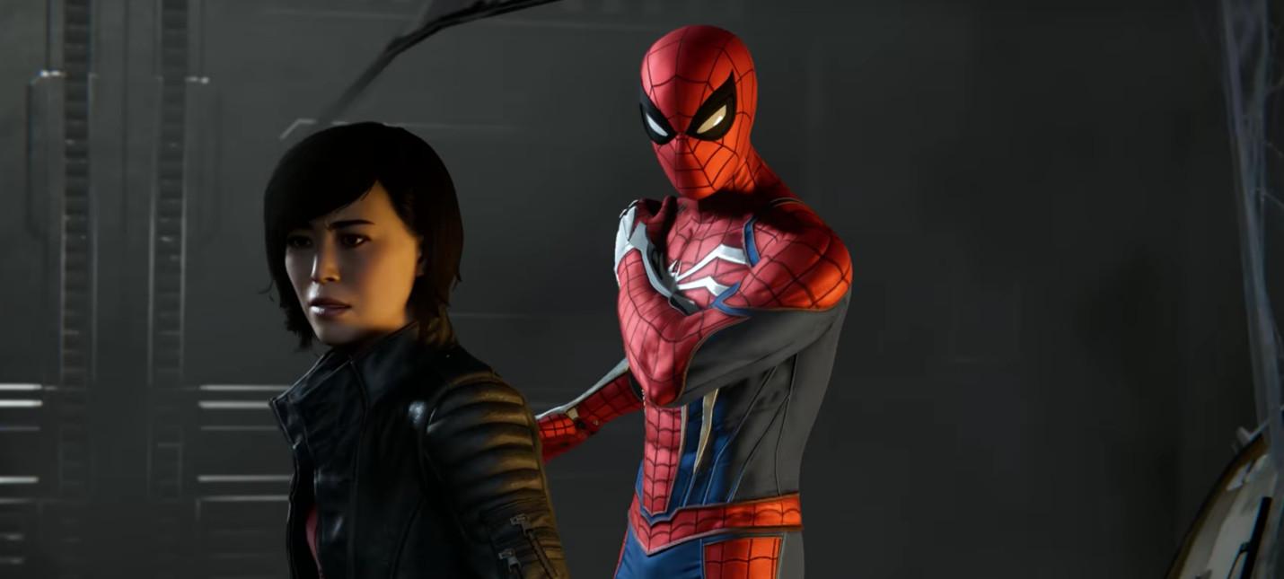 График выхода DLC для Spider-Man
