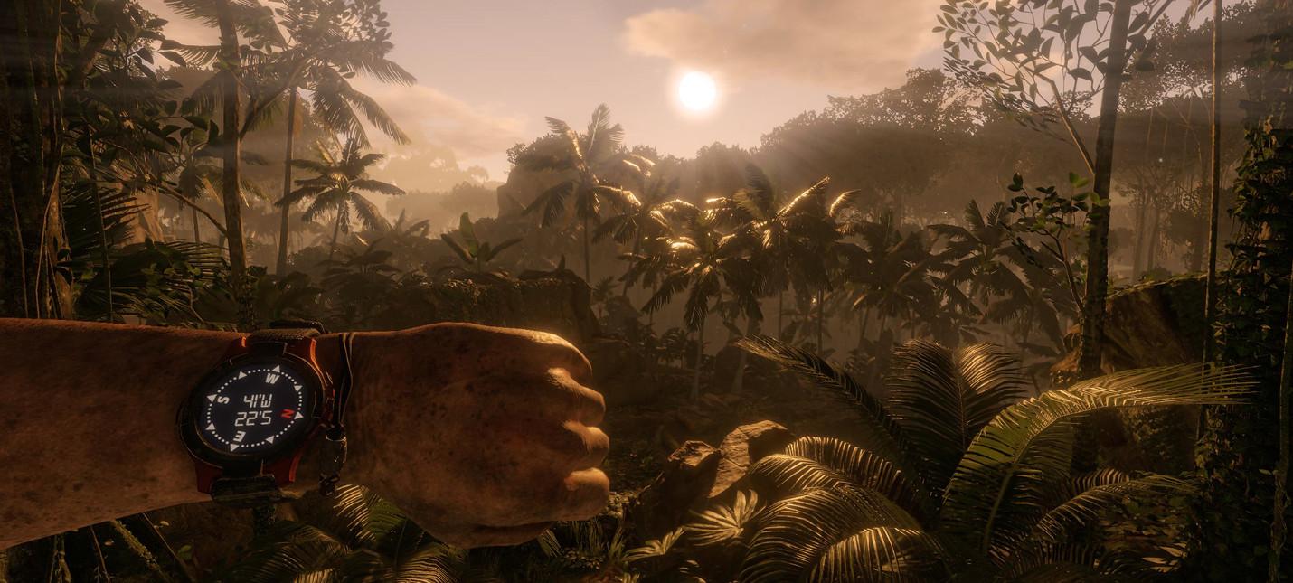 Вышел релизный трейлер сурвайвала Green Hell, игра уже в раннем доступе