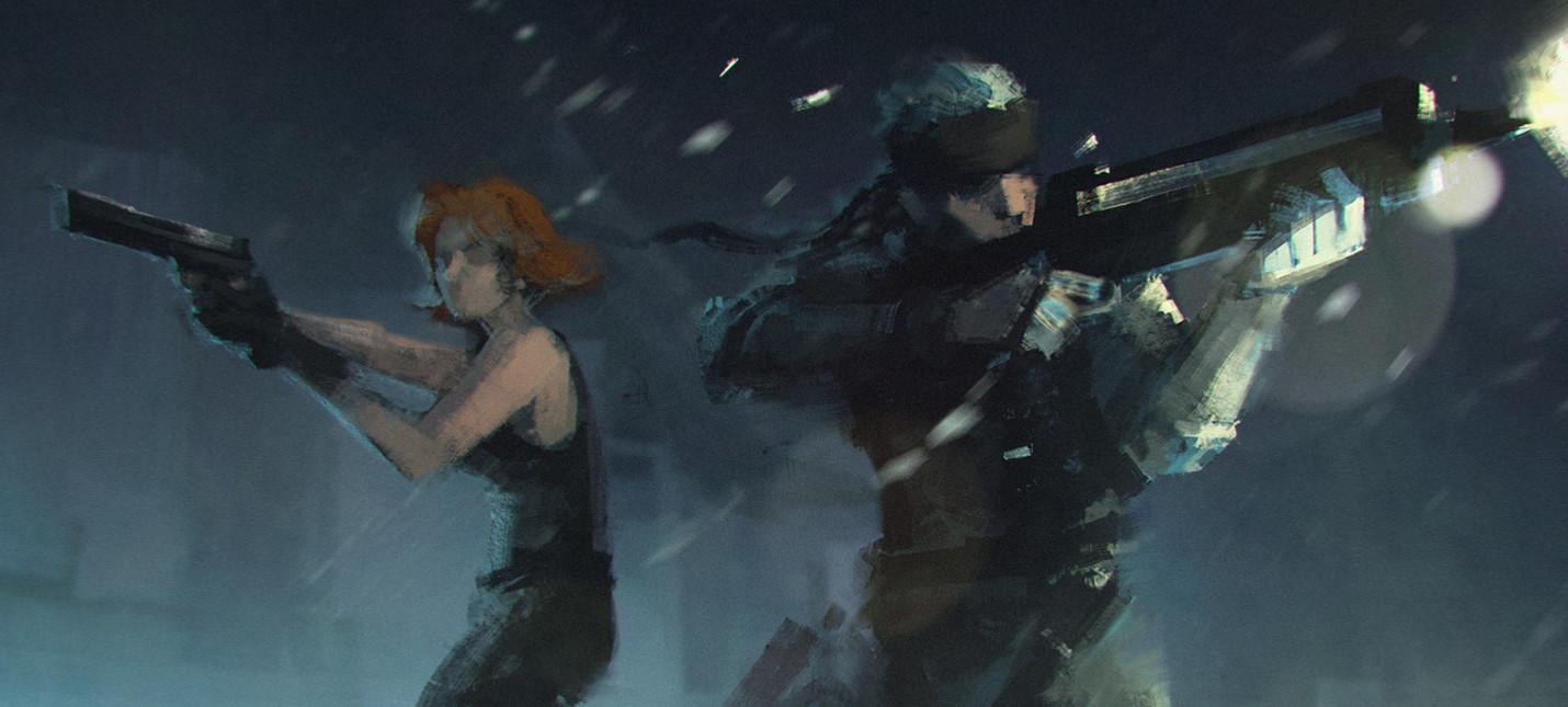 Как поклонники поздравили Metal Gear Solid с двадцатилетием