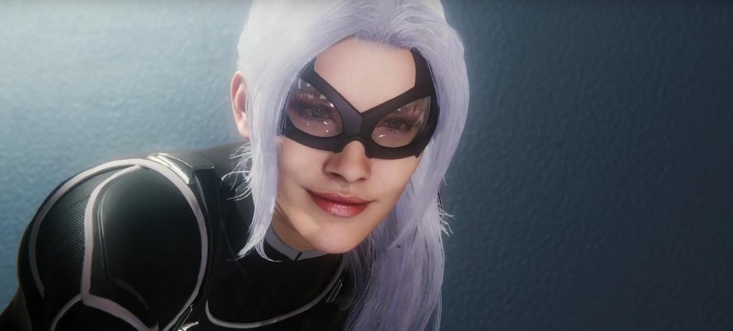 Фелиция Харди в новом трейлере Spider-Man