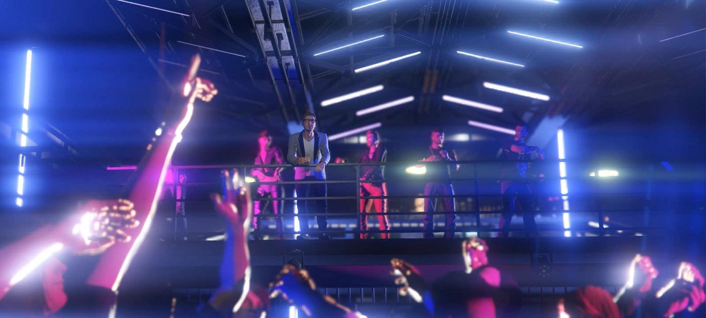 Мод GTA 5 добавляет в одиночный режим управление клубами