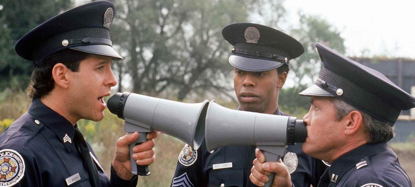 """Слух: В разработке новый фильм комедийной серии """"Полицейская академия"""""""