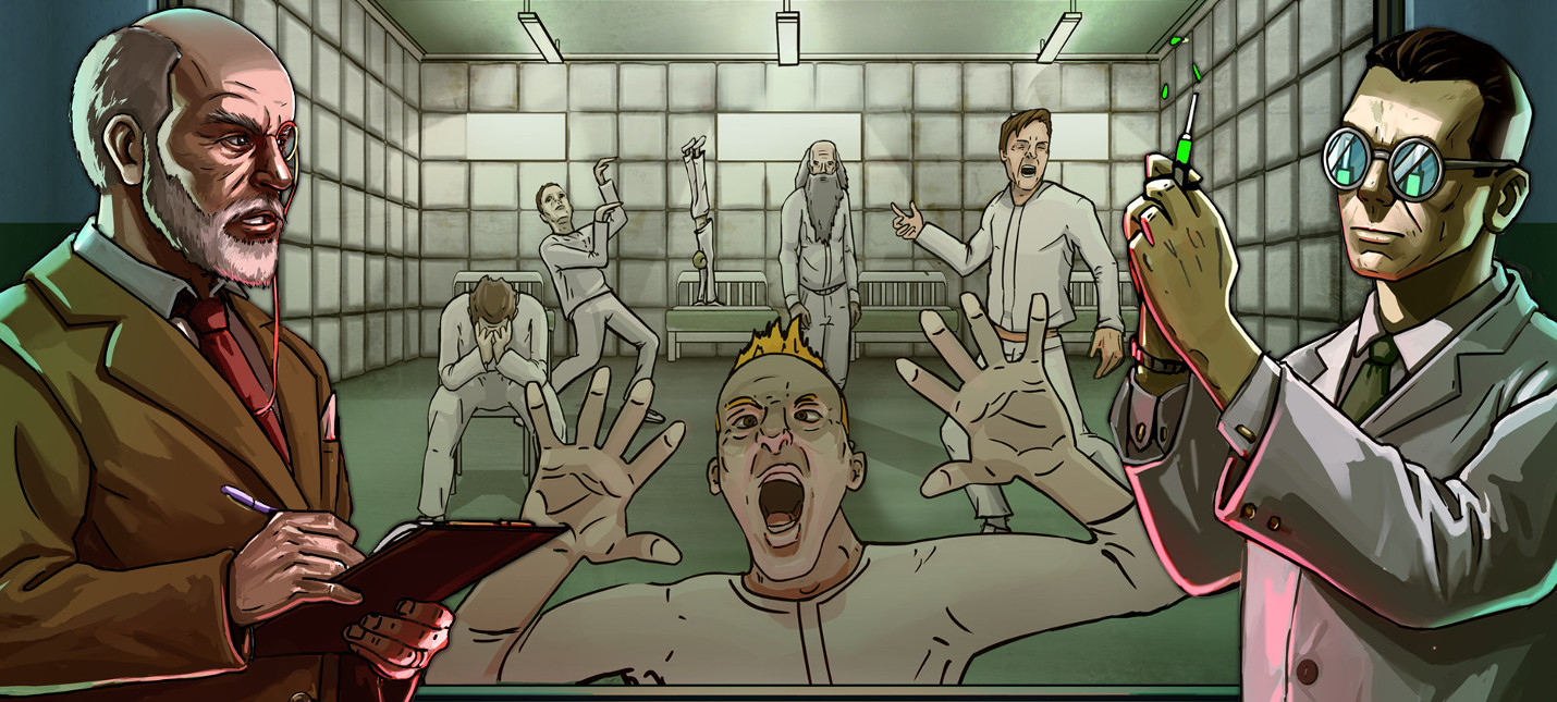 В Prison Architect появился мультиплеер