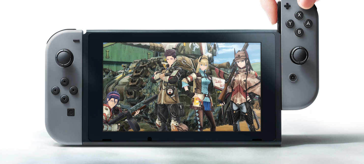 Nintendo Switch заправляет Японией