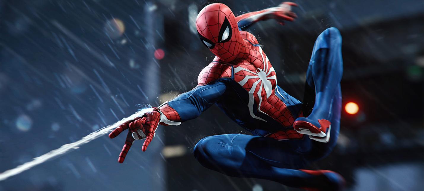 Предзагрузка Spider-Man уже доступна