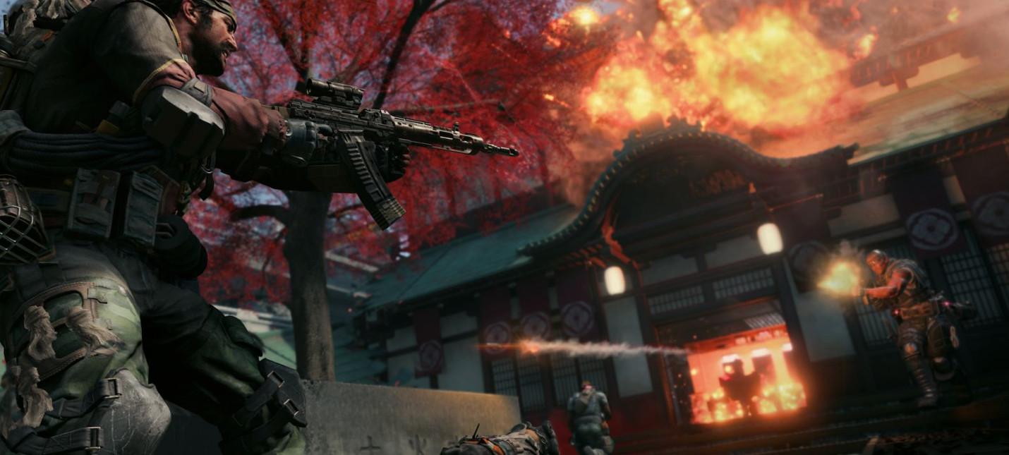 Новая информация о королевской битве Black Ops 4: зомби, транспорт, количество игроков
