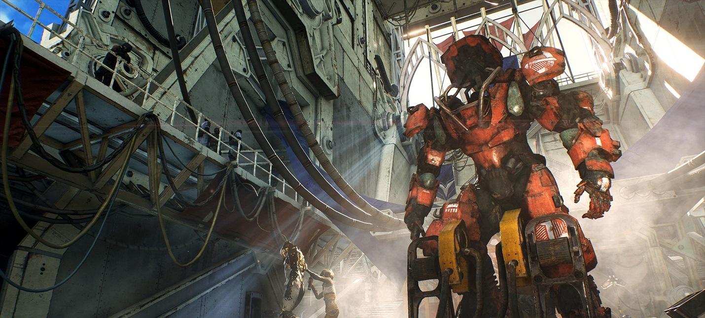 Bioware: Anthem не повлияет на будущее Mass Effect и Dragon Age