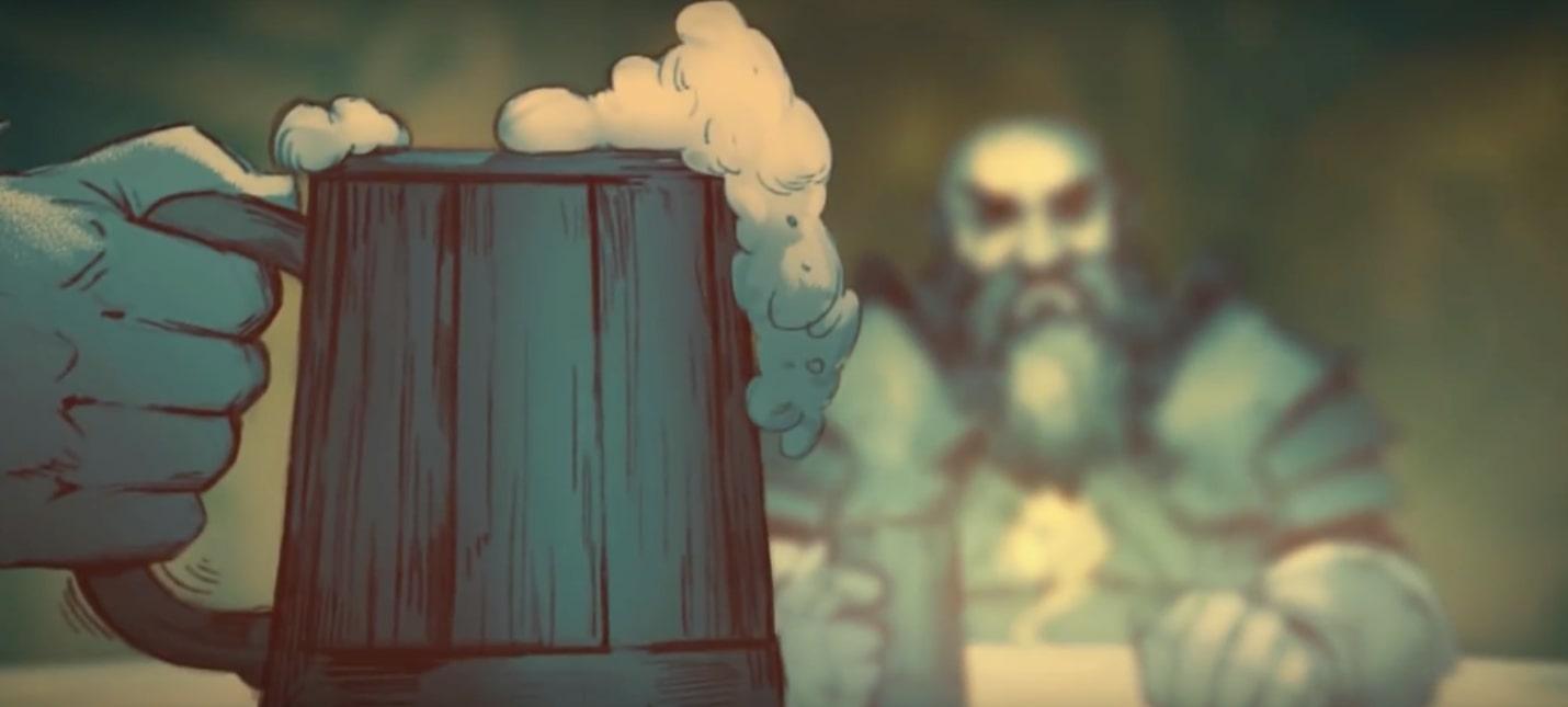 Новый трейлер Pathfinder: Kingmaker знакомит с кастом озвучки