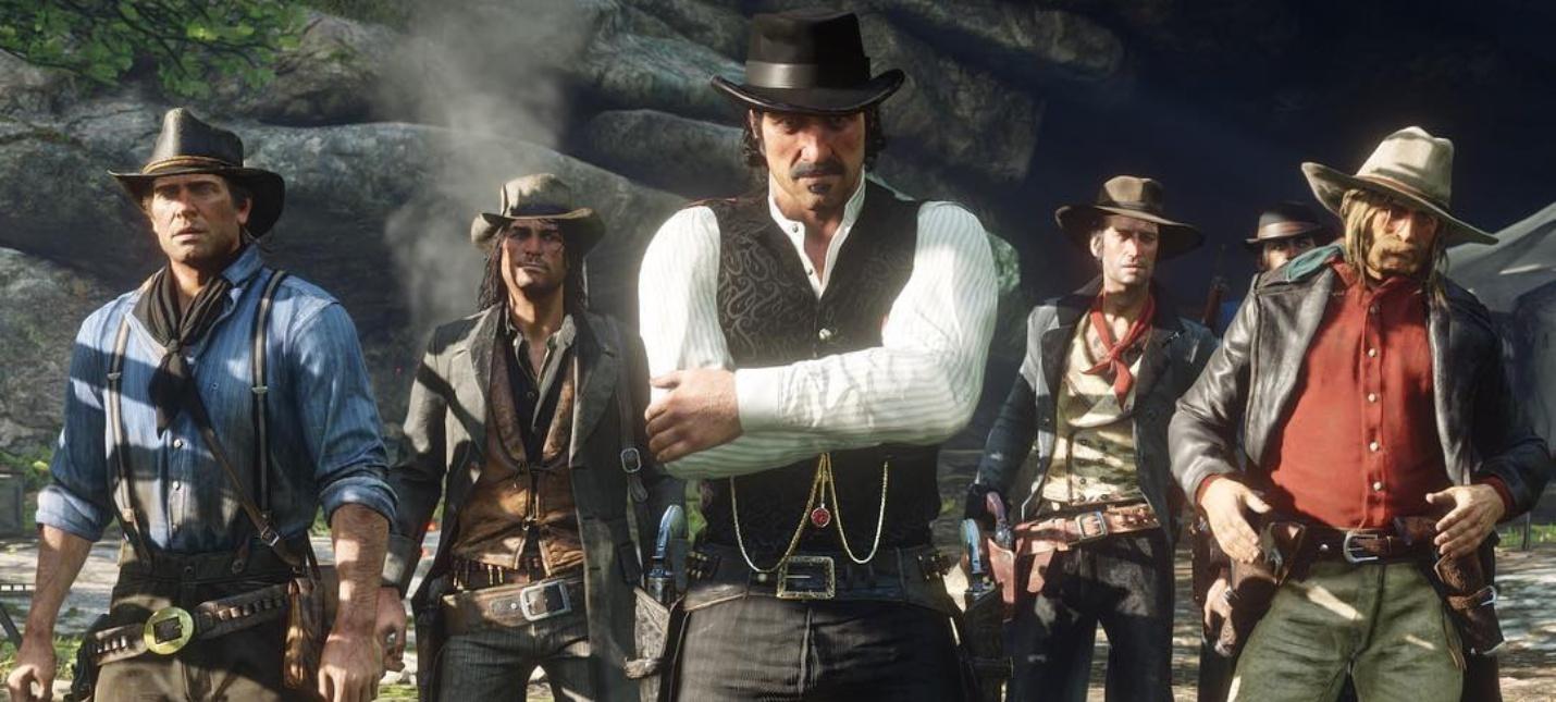 "Rockstar опубликовала плакат ""Разыскивается"" с антагонистом Red Dead Redemption"