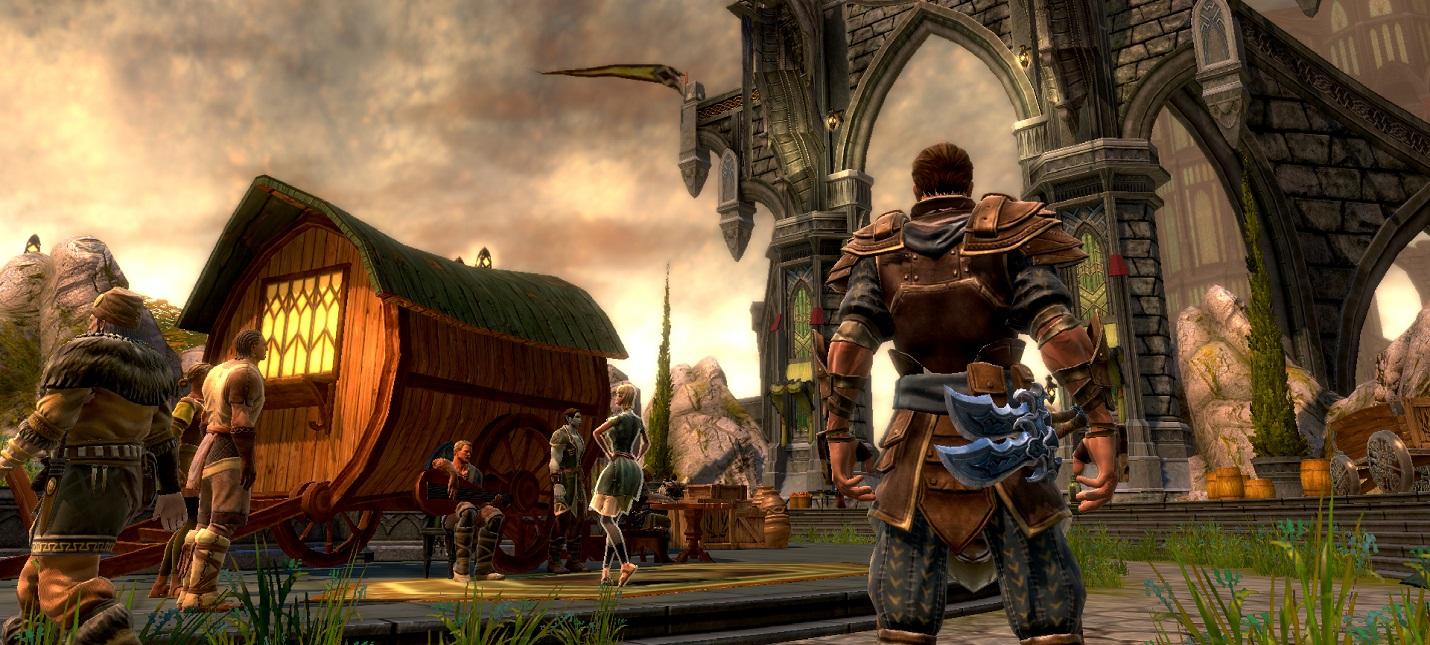 THQ Nordic приобрела права на вселенную Kingdoms of Amalur