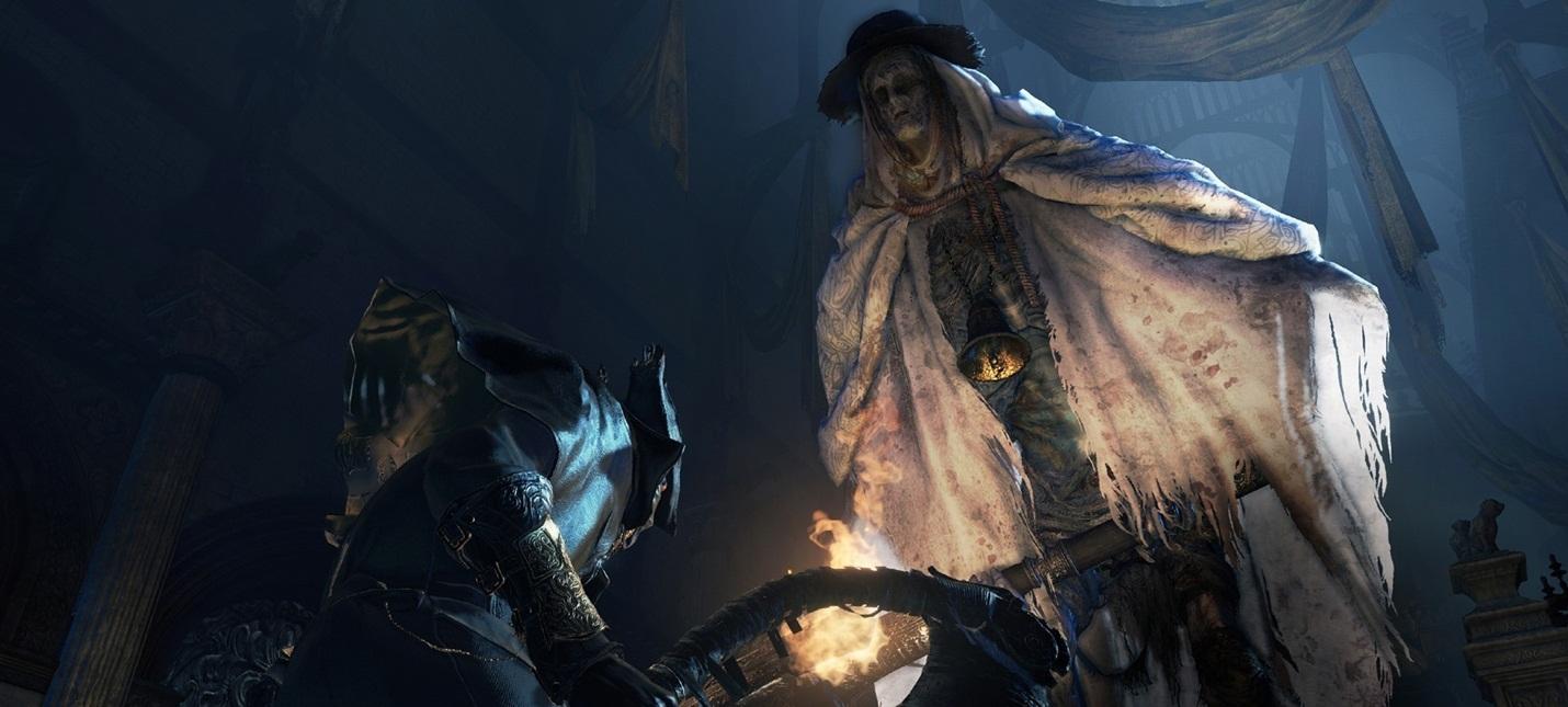 На PC теперь можно сыграть в Bloodborne через PlayStation Now