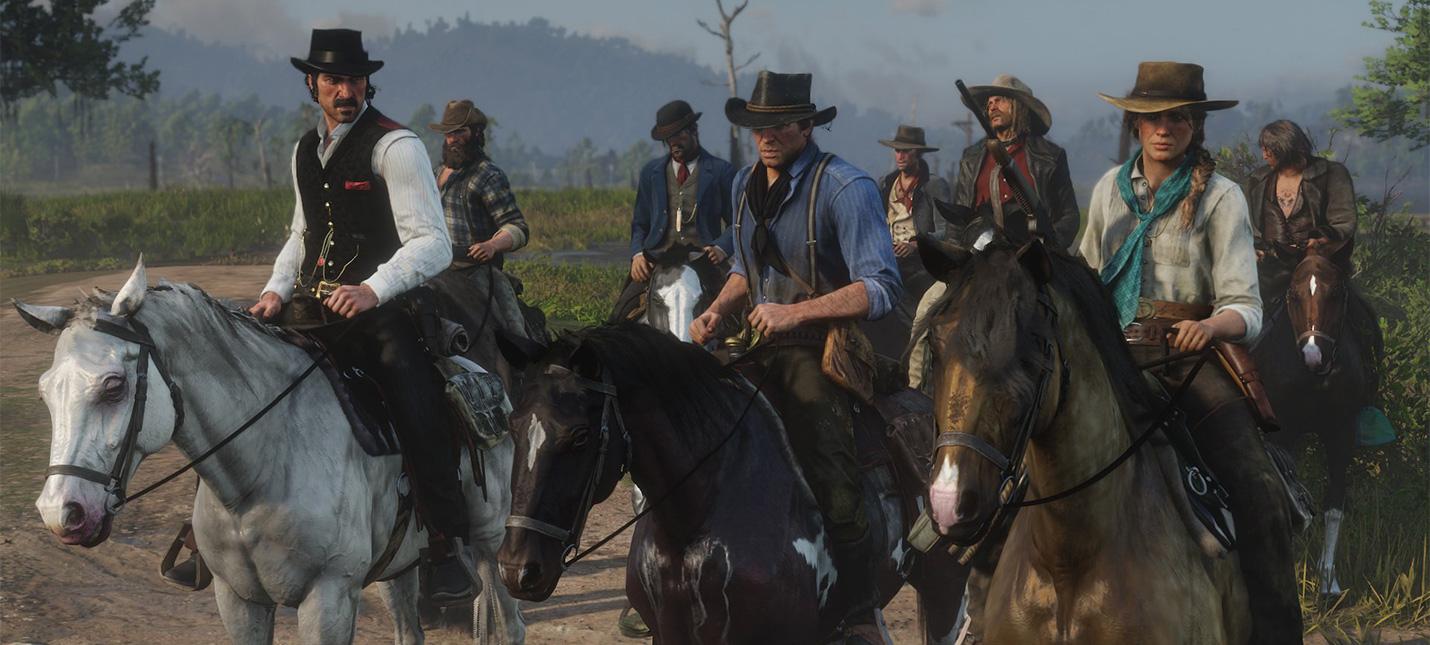 Rockstar опубликовала постеры с персонажами Red Dead Redemption 2