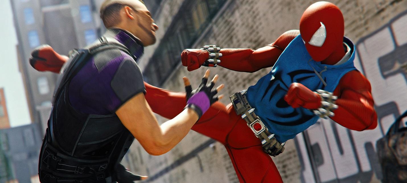 Интонация Питера Паркера в Spider-Man подстраивается под разные ситуации