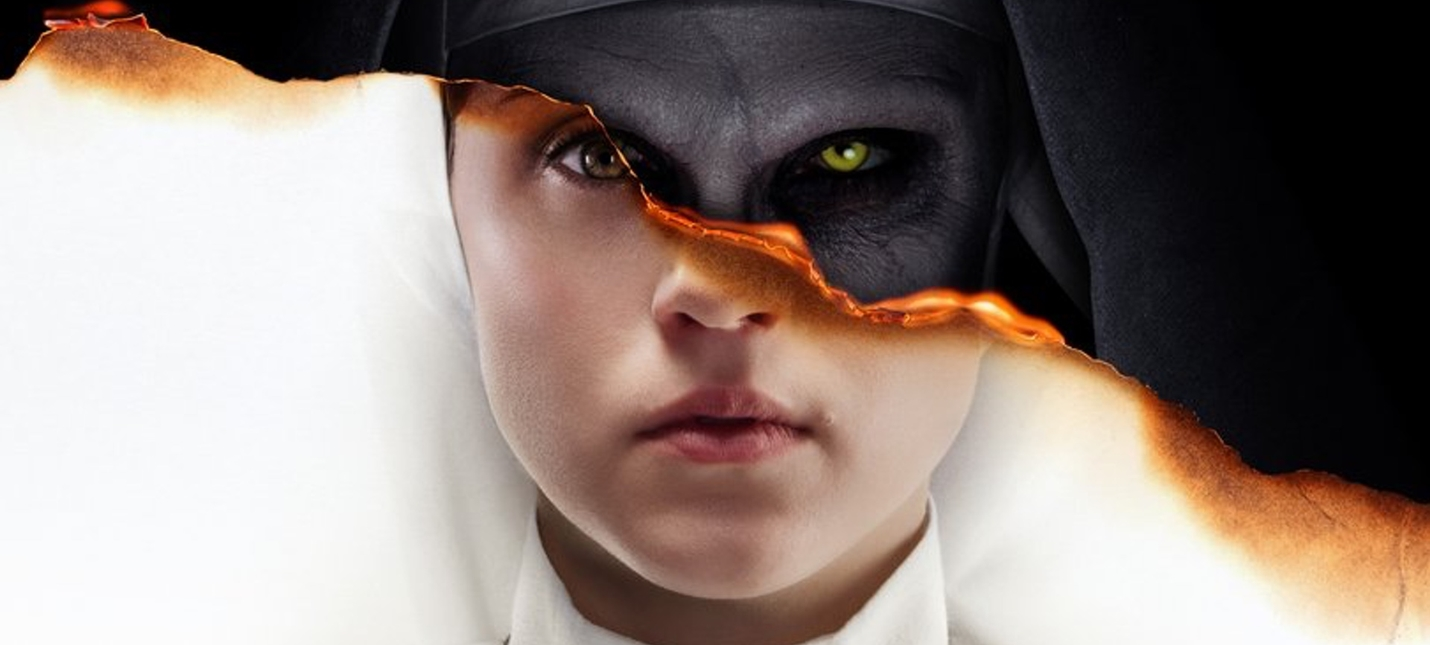 "Хоррор ""Проклятие монахини"" возглавил кинопрокат США на прошлой неделе"