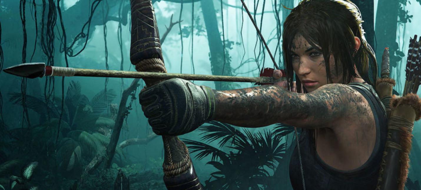 Появился список трофеев Shadow of the Tomb Raider