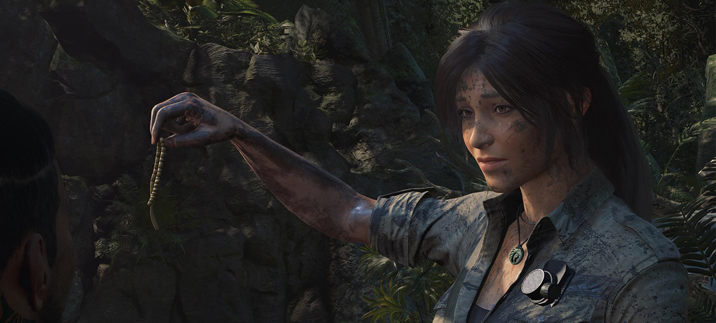 Nvidia выпустила графический драйвер для Shadow of the Tomb Raider