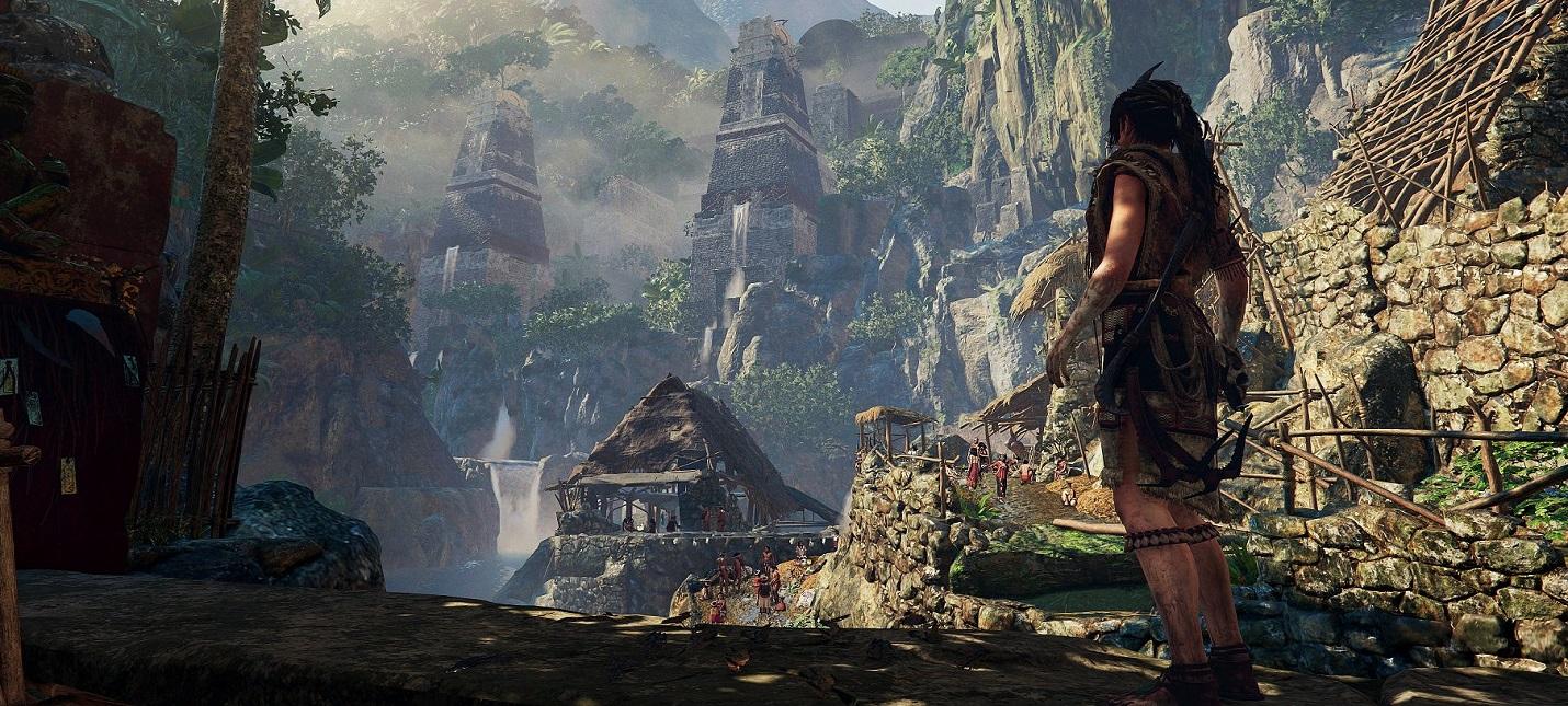 Как получить усиленный нож в Shadow of the Tomb Raider