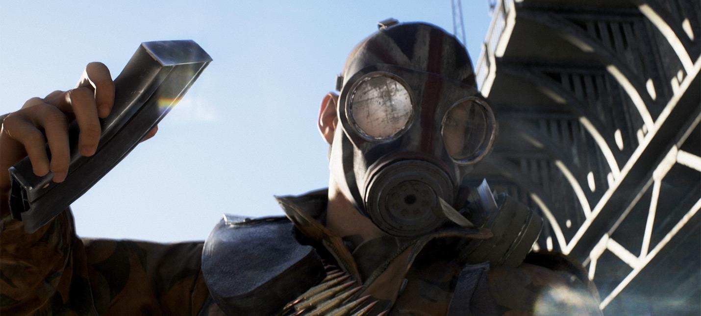 В Battlefield V не будет броской кастомизации персонажа