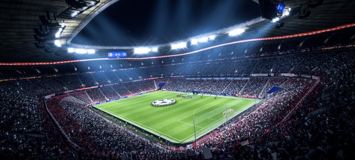 Демоверсия FIFA 19 уже доступна