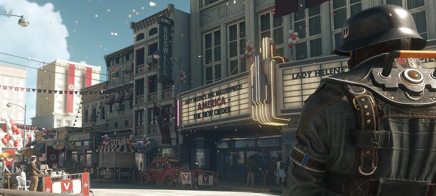 Bethesda подтвердила разработку Wolfenstein 3